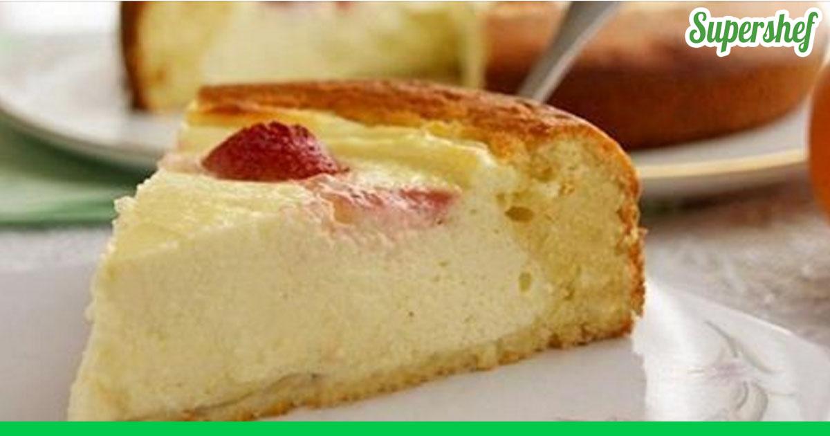 Пирог из творога рецепт без яиц