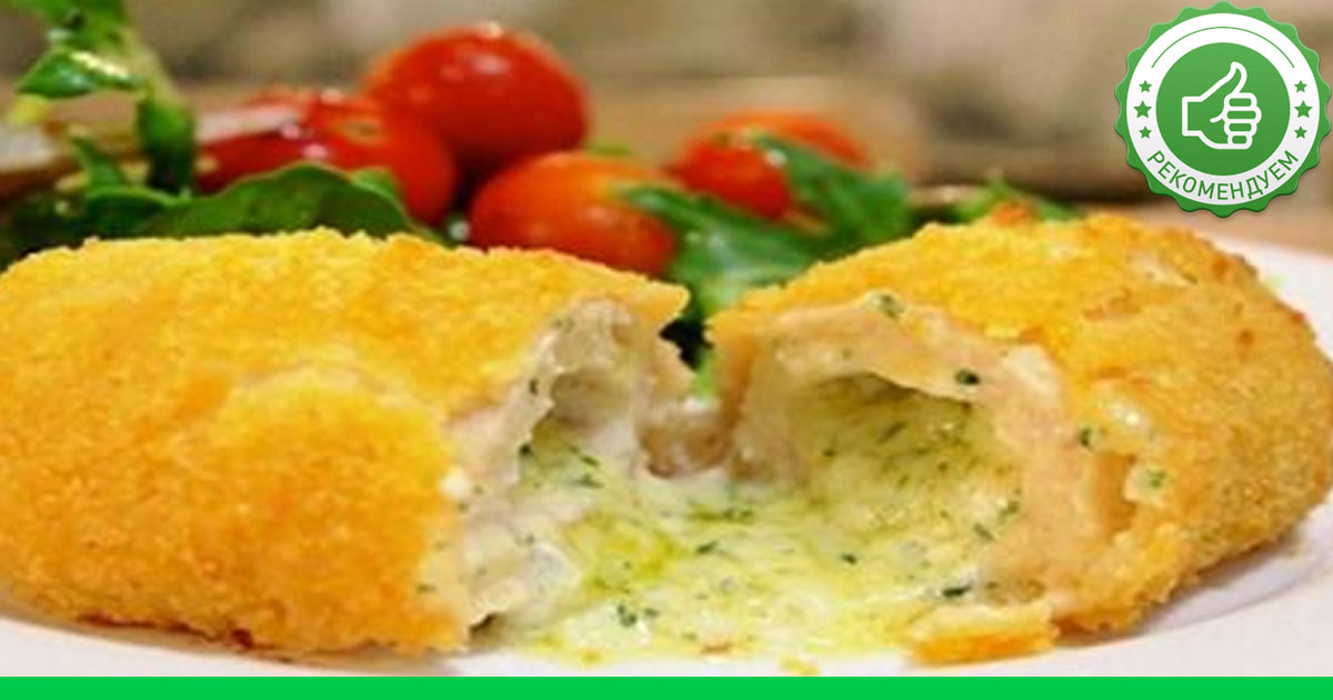 Вкусные котлеты по киевски рецепт