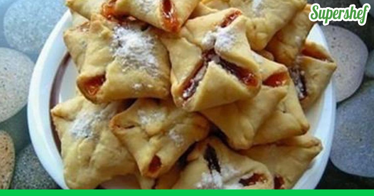 Домашняя выпечка простые рецепты с фото печенье