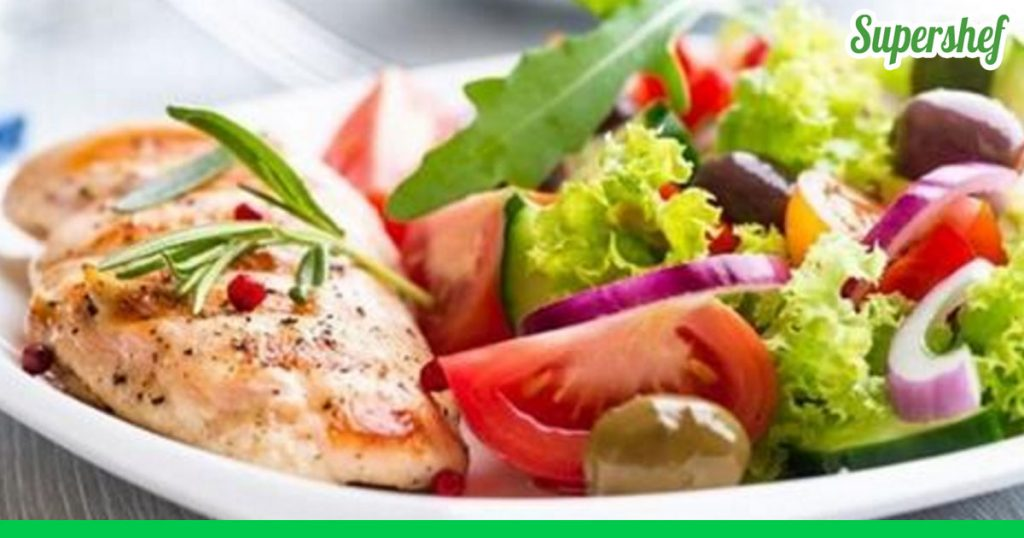 диетическая еда для похудения на дому