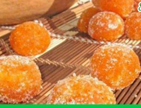 сладости из тыквы рецепт с фото