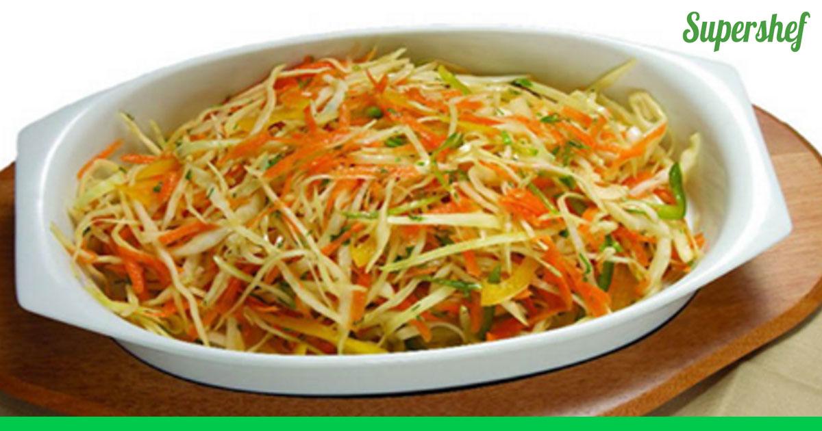 Рецепты заправок для салатов из капусты