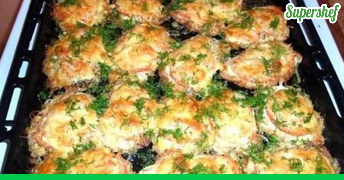 Мясо с сыром в духовке рецепт пошагово