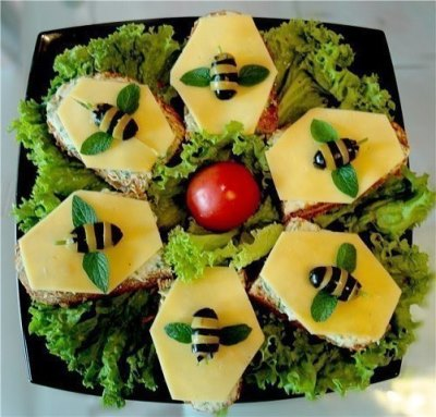 интересные бутерброды рецепты с фото
