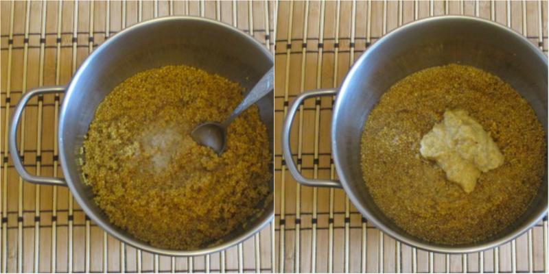 Как сделать горчицу из зёрен в домашних условиях