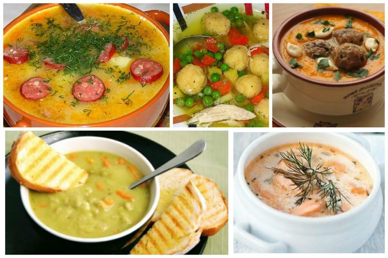 Рецепты необычных блюд с фото пошагового