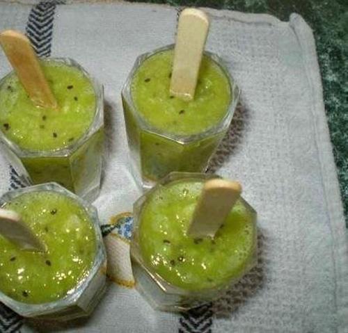 Мороженое из фруктов в домашних условиях рецепт
