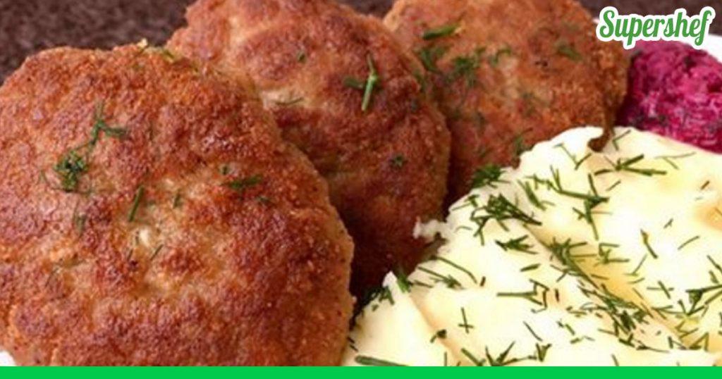 Блюдо из говяжьего фарша в духовке рецепт