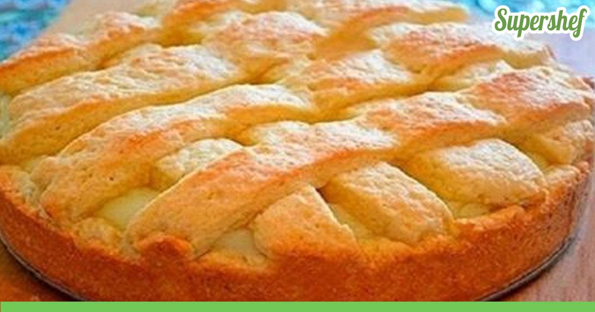Тесто на пирожки простой быстрый