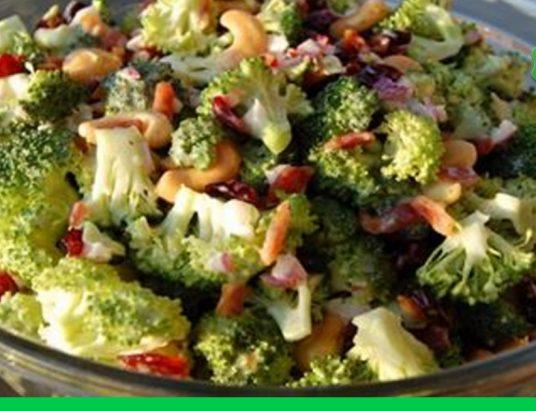 Новые рецепты вкусных салатов-фото