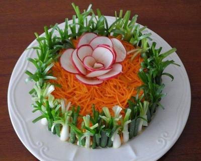 Салат изабелла рецепт с фото