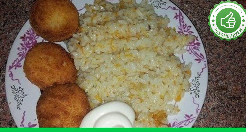 Как приготовить рис в кастрюле рассыпчатый фото