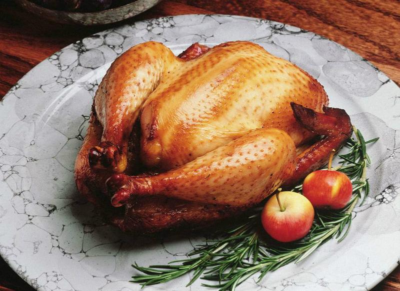 Как приготовить вкусно курицу целиком