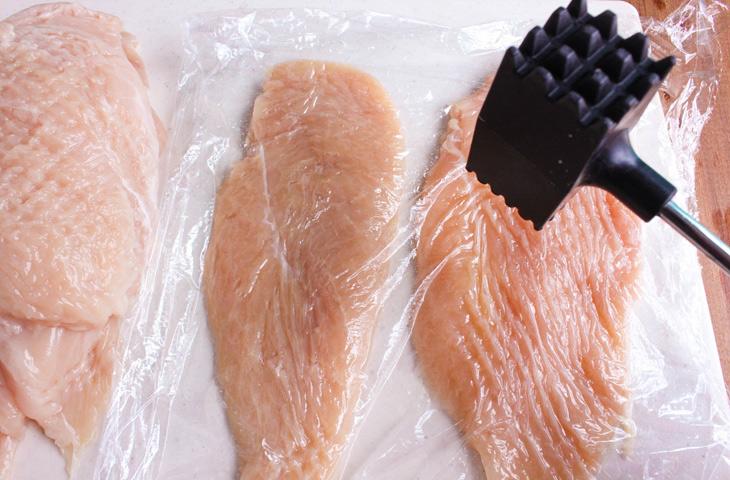 Как сделать жесткую курицу мягче