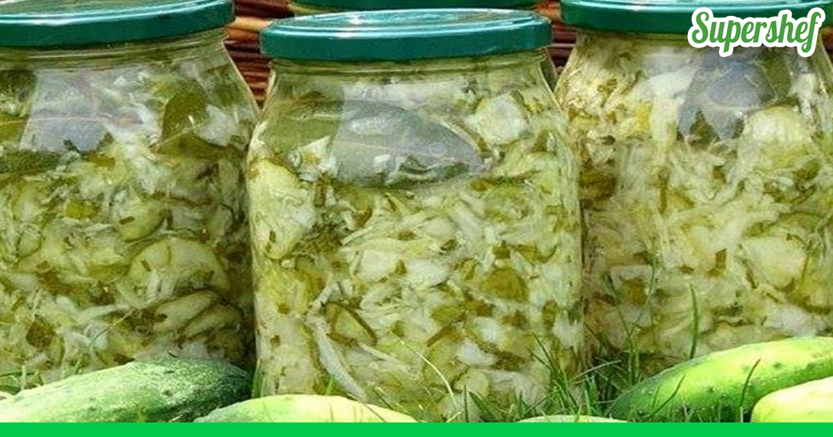 заготовки из молодой капусты на зиму
