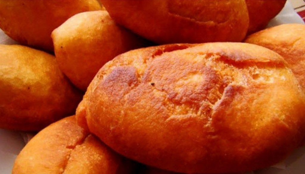 Рецепт теста для жареных пирожков без дрожжей