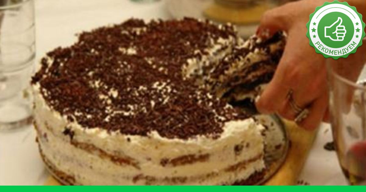 Легкие тортики в домашних условиях рецепты 756