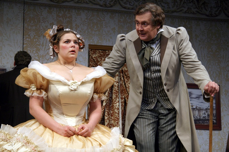 """A marriage"" director I.Zolotovitsky"